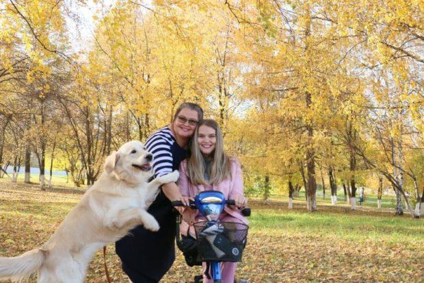Татьяна и Ксюша Каминские Фото: из личного архива