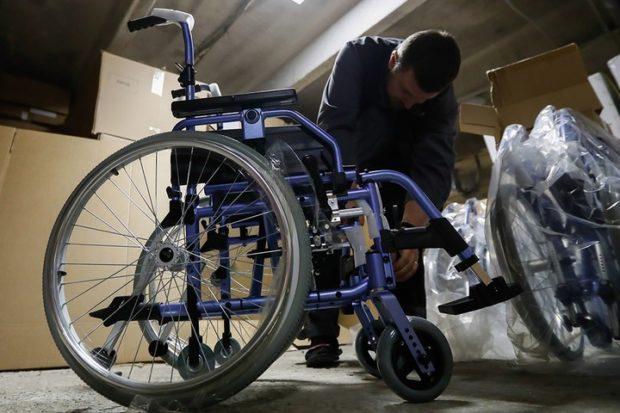 Росздравнадзор увидел риски с инвалидными колясками из-за маркировки