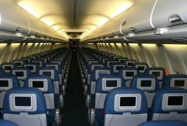 Оснащение самолетов для пассажиров с инвалидностью