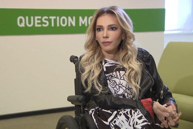 Юлия Самойлова рассказала о борьбе со СМА