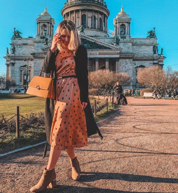 Александра Куделина - дама с пакетиком