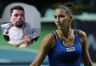 Бычкова сделала Аут, Горбунов попал в поле