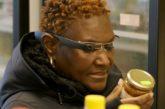Смарт-очки Google Glass для слепых и слабовидящих