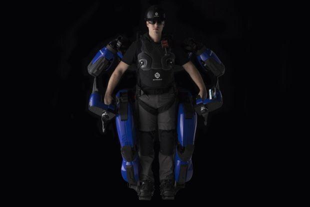 Sarcos Robotics продемонстрировала возможности экзоскелета Guardian XO