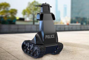 Украина создала робота-полицейского
