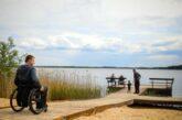 Минского море - инклюзивный пляж