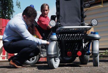 Не прошло и года: Антон Кайнов получил коляски