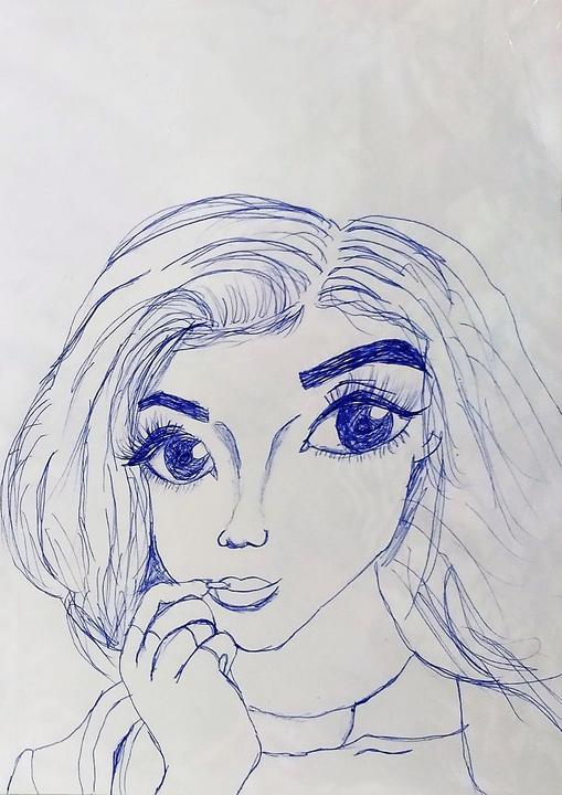 Рисунки Ангелины Синькевич