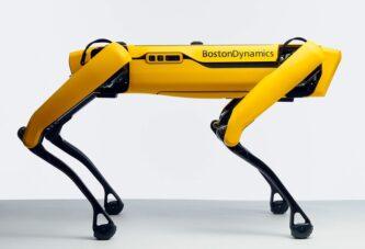 Собака-робот Spot от Boston Dynamics