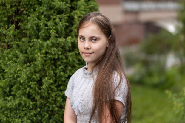 13-летнюю Валю Неклюдову спасет срочная операция