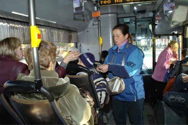 В Смоленской области водитель автобуса отказался везти инвалида