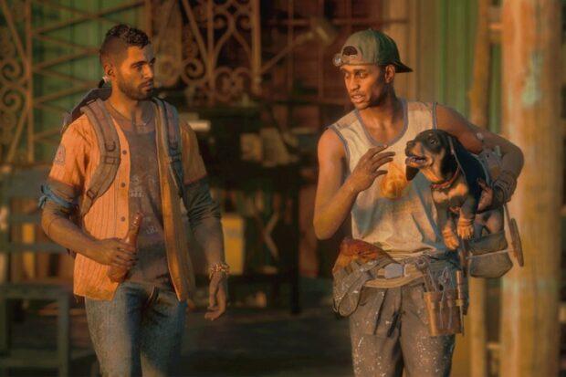 В Far Cry 6 появится щенок-инвалид Чоризо, который будет «убивать добротой»