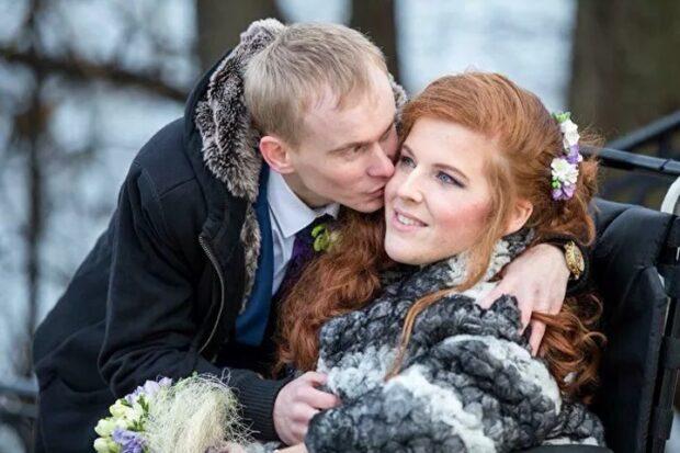Свадьба Анастасии и Владимира Глебовых