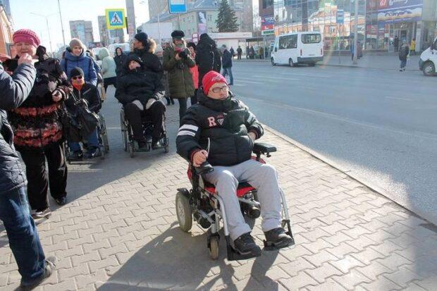 Колясочник из Бердска выиграл суд у «Сбербанка»