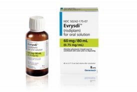 FDA одобрило Evrysdi (Risdiplam)
