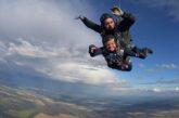 3000 метров над землёй с восторгом