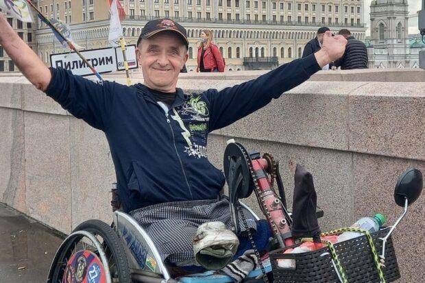 Алексей Костюченко - Альпинист и танцор едет по России