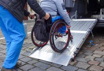 Законопроект об одноразовой помощи инвалидам