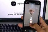 ClipDrop - завиртуаль реальность