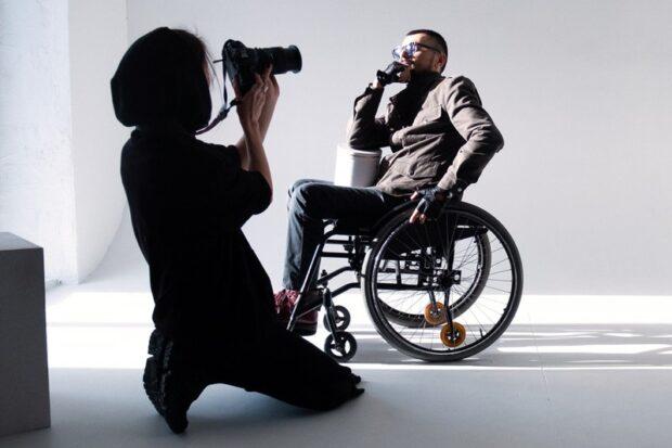 Социальный фотопроект - История особенной красоты