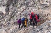 Элефтерия Тосиу покорила вершину Олимпа