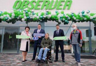 OBSERVER - в Калининграде запустили производство электроколясок