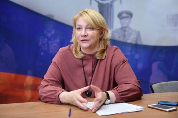 Первый заместитель председателя комитета по социальной политике Санкт-Петербурга Галина Колосова