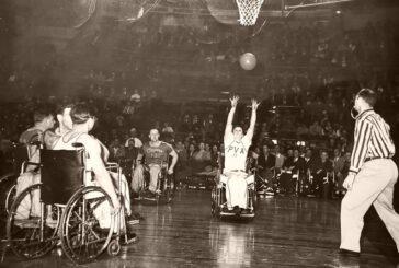 Баскетбол на колясках - история создания