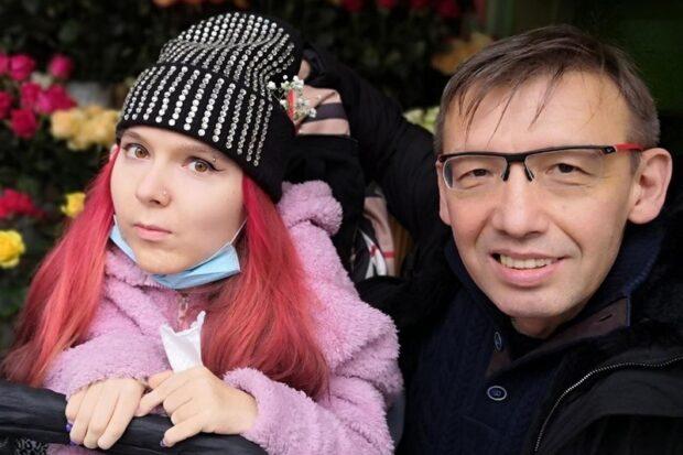 Анна Коробейникова - интервью с Александром Курмышкиным