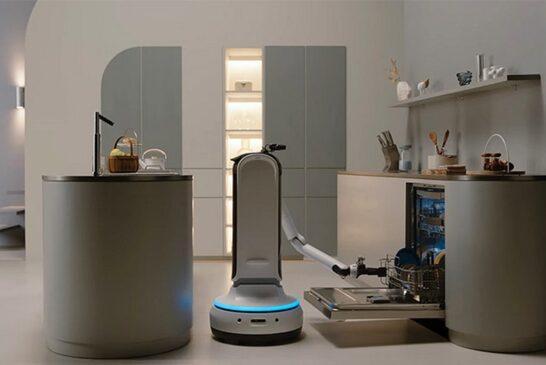 Bot Handy - уберёт вещи и сервирует стол