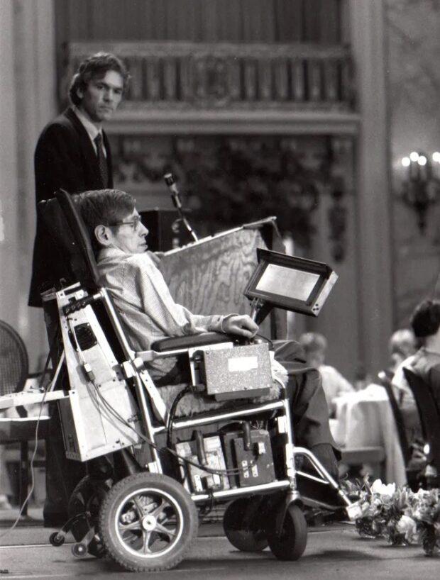 7 фактов о Стивене Хокинге