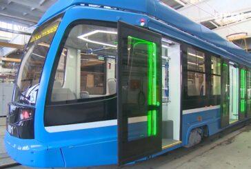 Новые трамваи и рельсы для Челябинска