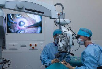 Киберсетчатка возвращает зрение