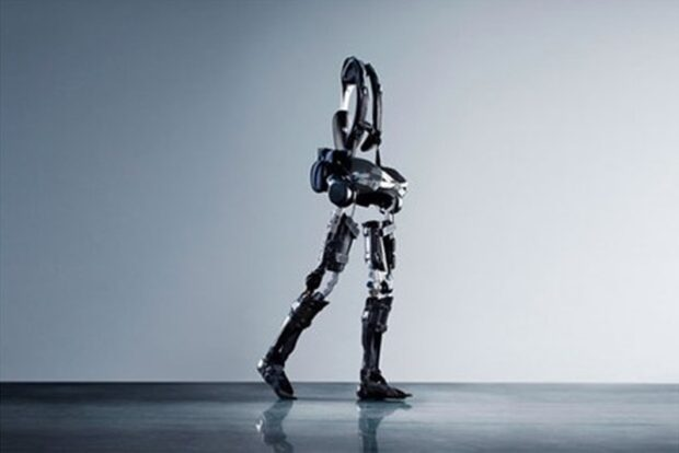 Экзоскелет с ИИ и камерами