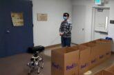 В США создали робособаку - поводыря
