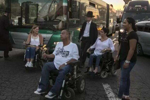 Инвалиды ЦАХАЛа - Нам не нужна еще одна комиссия