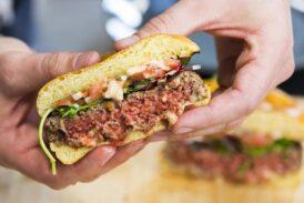 Искусственное мясо от Impossible Foods