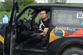 Александр Сычев - рулить без рук