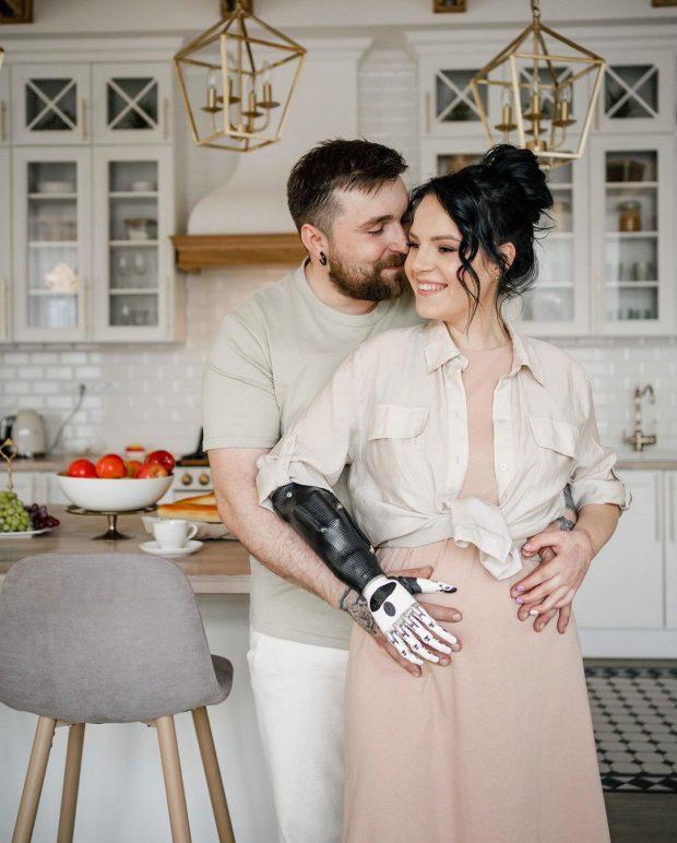 Маргарита Грачева с мужем Максимом