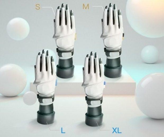 Умная перчатка за €595 переводит язык жестов в речь