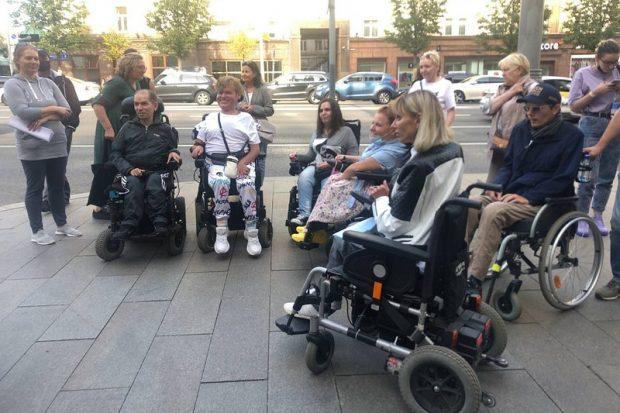 СМА пикет у мэрии Москвы