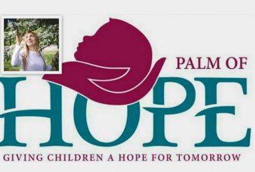 Мария Хургина и её фонд Palm of Hope