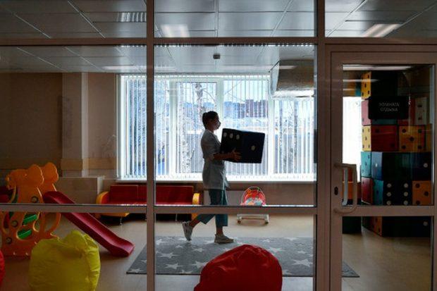 В Думу внесли поправки о госпитализации детей-инвалидов с родителями