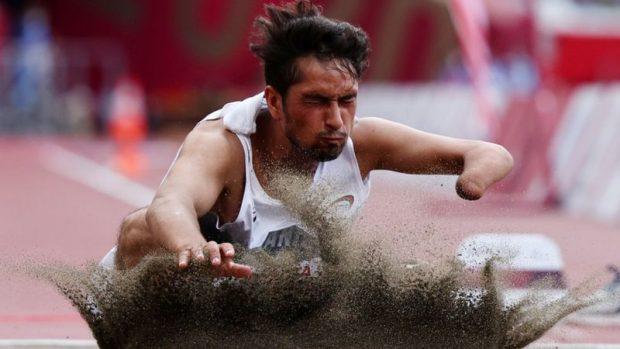 Паралимпиада в Токио: пять золотых медалей и мировой рекорд