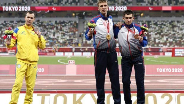 Паралимпиада в Токио: пять золотых медалей и мировой рекорд у российских спортсменов