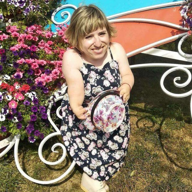 Оксана Бабикова  - Как живет девушка ростом 98 см