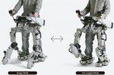 Экзоскелет-трансформер превращается в багги
